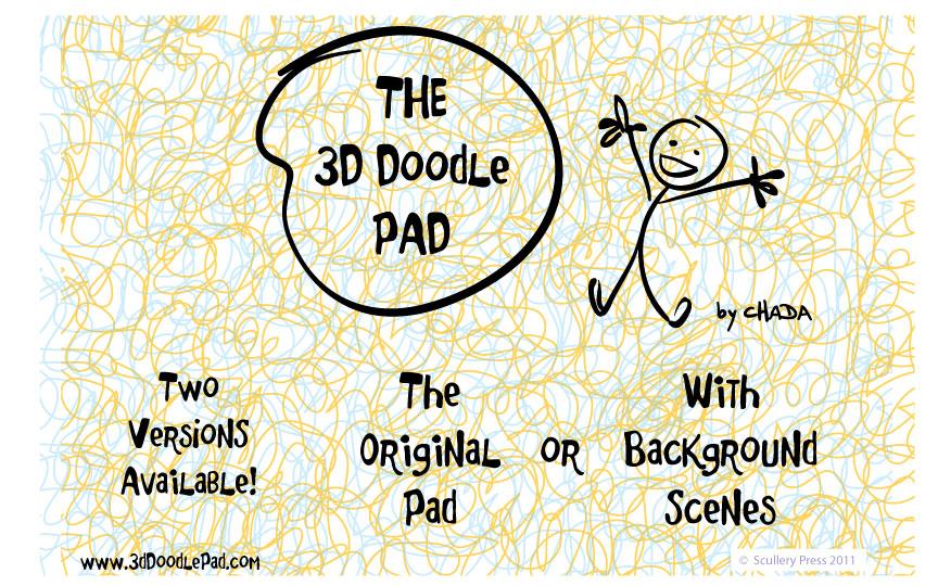 3D Doodle Pad